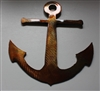 Anchor Metal Wall Art