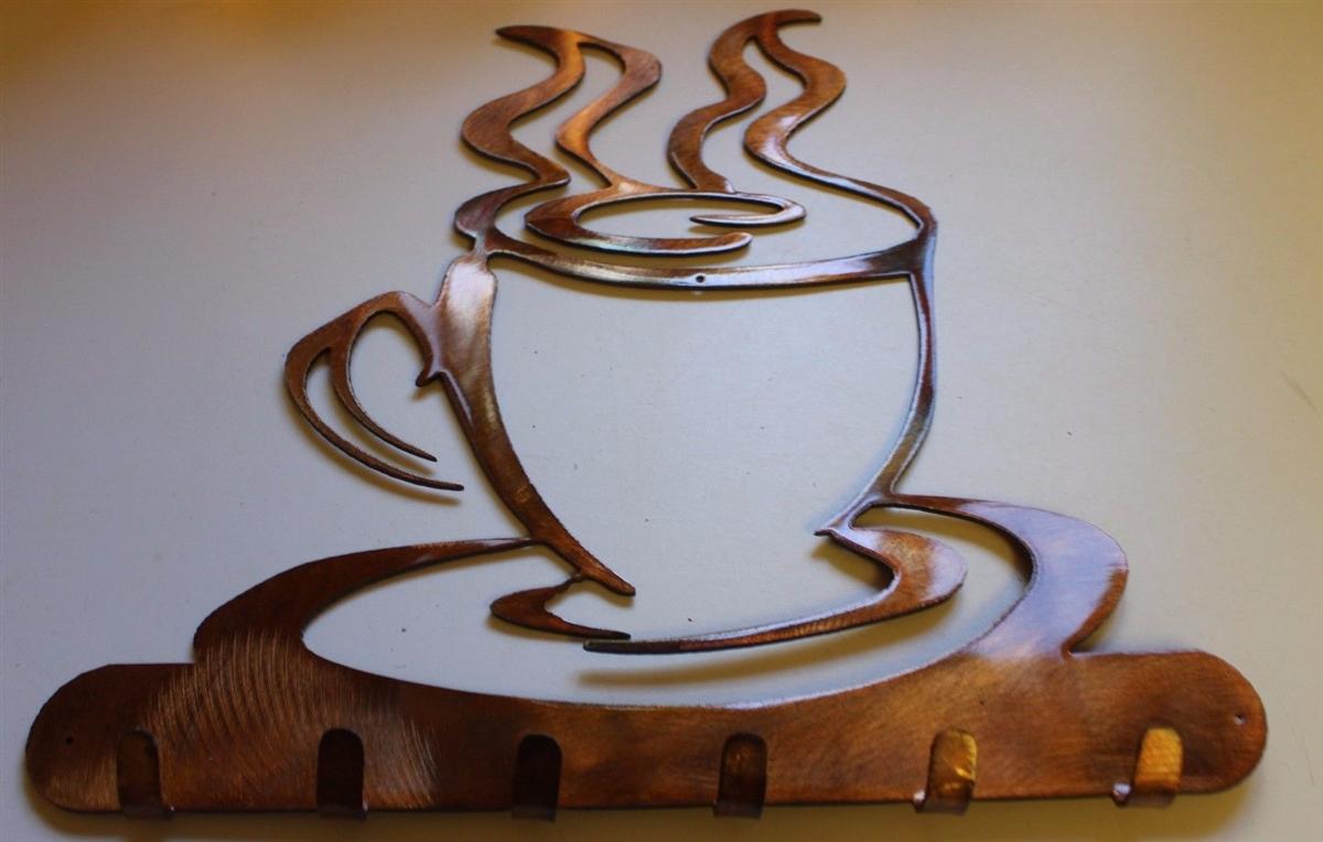 Kitchen Utensil Holder Coffee Cup Key Kitchen Utensil Holder Copper Bronze