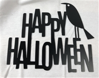 Happy Halloween ...gone to the Birds!