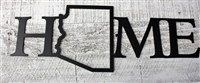 Metal Wall Art Home in Arizona