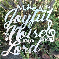 Make A Joyful Noise Unto the Lord