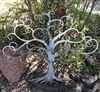 Love Bird Tree of Live Silver