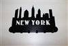 New York City Skyline Key Rack