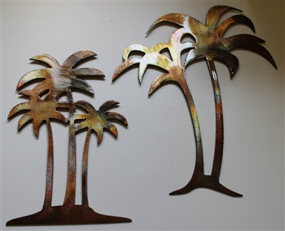 Palm Tree Set