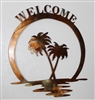 Palm Tree Welcome