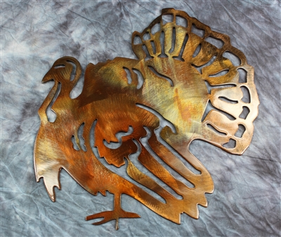 Turkey Metal Wall Art