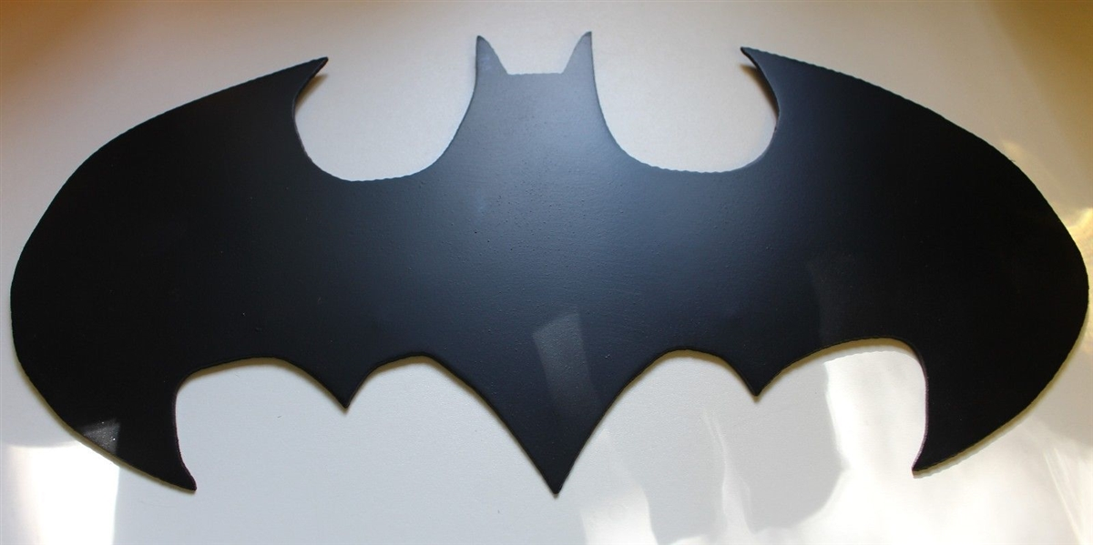 Bon Batman Metal Wall Art