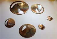 Metal Wall Art Decor Bubbles (6)
