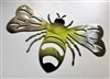 Bumble Bee Metal Wall Art