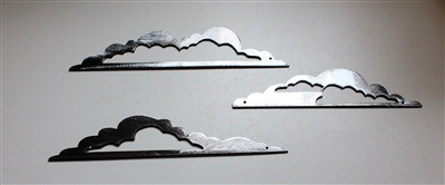 Cloud Metal Wall Art