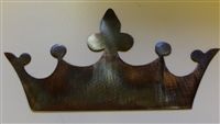 Crown of Glory Metal Wall Art Decor
