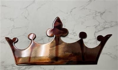 Crown Of Glory Metal Wall Art Decor