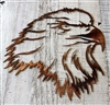 Eagle Eye Metal Wall Art