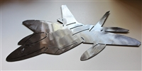 F22 Raptor  Metal Wall Art Decor