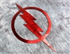 Reverse Flash Metal Wall Art