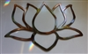 Lotus Flower Metal Wall Art