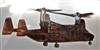 MV-22 Osprey Metal Wall Decor