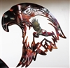 Soar Like a Eagle Metal Wall Art
