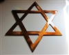 Star of David Metal Wall Art