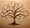 Swirled Tree of Life (Copper/Bronze plated)