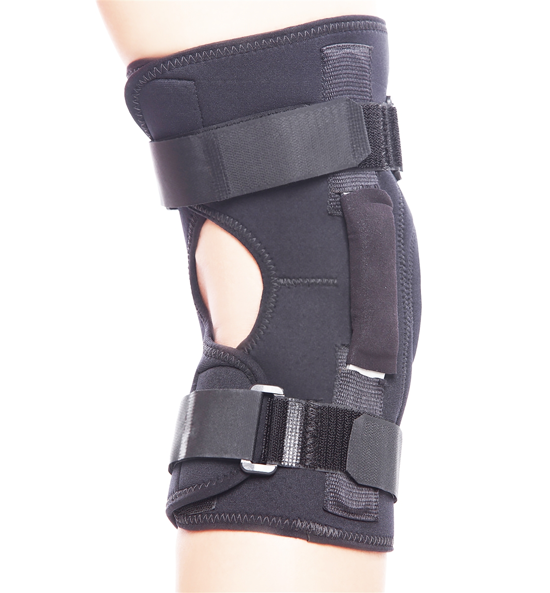 26fdf986af Range of Motion (ROM) Hinged Knee Wrap