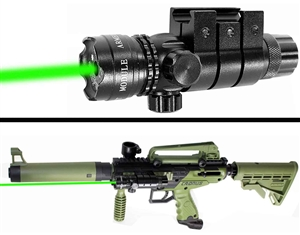 Green Dot Sight For Tippmann Cronus.