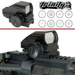 TRINITY Reflex Sight For Tactical Paintball Markers/0018227557320
