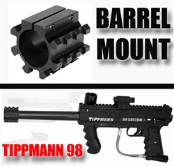 Barrel Rail Mount.