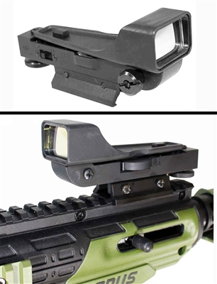 Tippmann cronus red dot sight