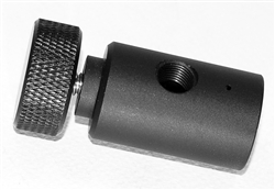 Trinity fill adapter with onoff for co2 fill stations or remote coils paintballing equipment paintballer accessory.