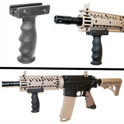 Trinity tactical grip for tippmann tmc paintballing woodsball accessory paintballing equipment.