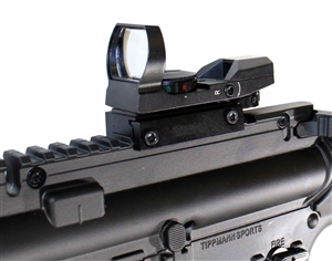 Trinity reflex sight for tippmann tmc paintballer woodsball paintballer optics.
