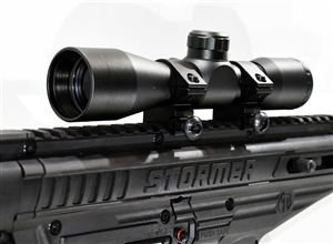 Trinity Tactical sight 1x35 for paintball markers with picatinny rail woodsball paintballing.