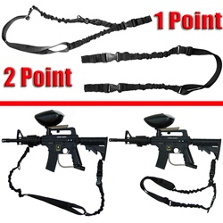 2 Point/1 Point Tactical Bungee Sling For Tactical Markers.