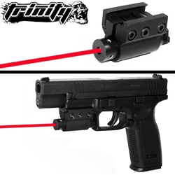Aluminum Red dot sight Weaver Mounted