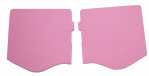 Soft Ear Piece For JT Goggles - Pink