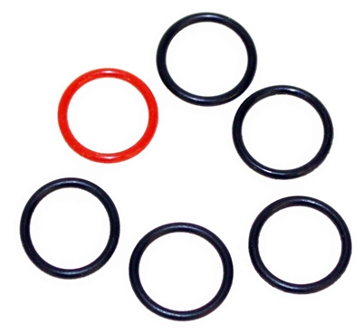 Trinity repair oring kit for spyder marker paintball woodsball equipment replacement orings.