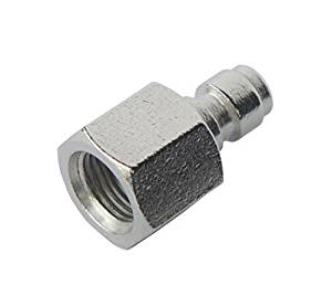 "1/8"" NPT Paintball Male Quick Disconnect Adapter /651814924893"