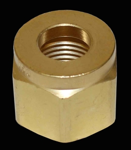 CGA Nuts For Pressure-Regulating Valves.