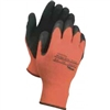 Orange Hi-Viz Thermo Mega Grip Gloves