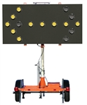 Trailer Mounted Arrow Board
