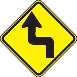 Turn back left
