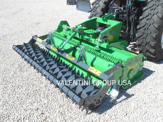 "Valentini 84"" 3-Point Soil Renovator"