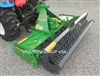 "Valentini TG1400, 55"" Power Harrow & Mesh Roller"