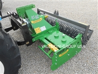 "Valentini TG2300 90"" Power Harrow & Roller"