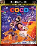 Coco 4K UHD 01/18 Blu-ray (Rental)