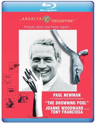 Drowning Pool 1976 Blu-ray (Rental)