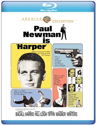 Harper 1966 01/18 Blu-ray (Rental)