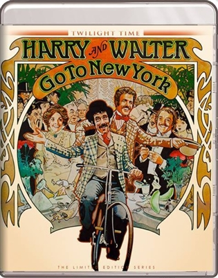 Harry and Walter Go to New York 01/18 Blu-ray (Rental)