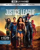 Justice League 4K UHD 01/18 Blu-ray (Rental)